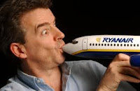 Michael O'Leary global warming Ryanair horseshit