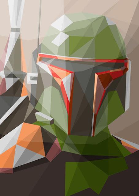 Ilustraciones de Star Wars 1