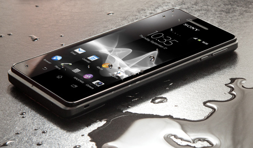 Sony Xperia V LT25i Review and Test