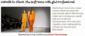 Catwalk to Client. The Soft Wave with ghd Professional