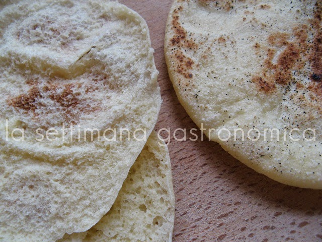 Pane carasau cotto in padella