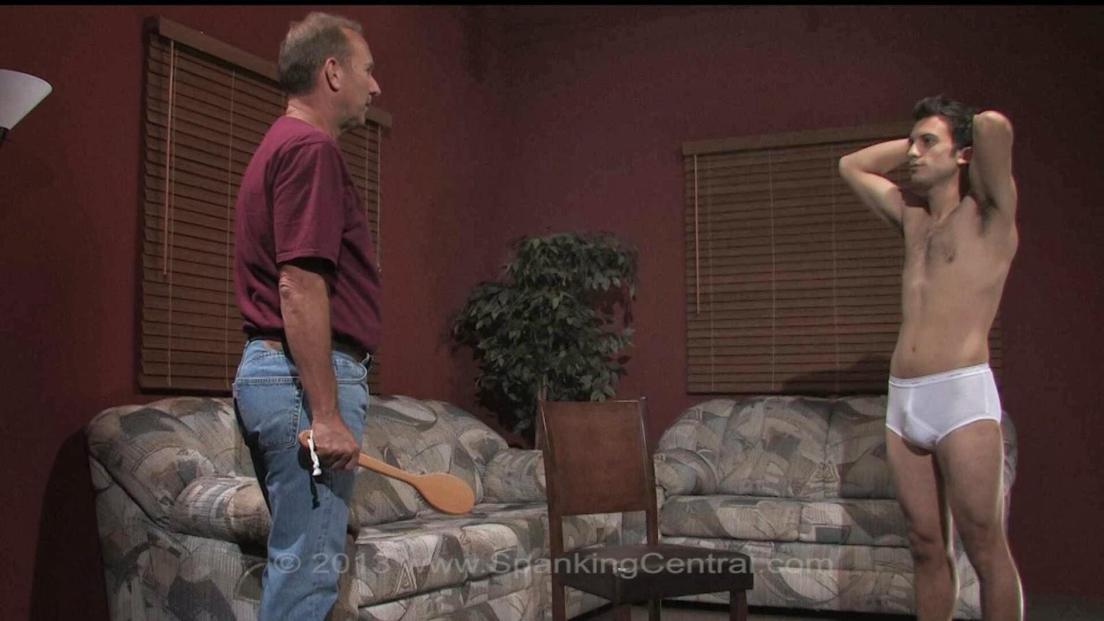 Last boy spank lovin