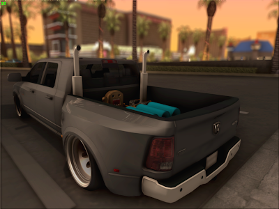 GTA SA - Dodge Ram 300