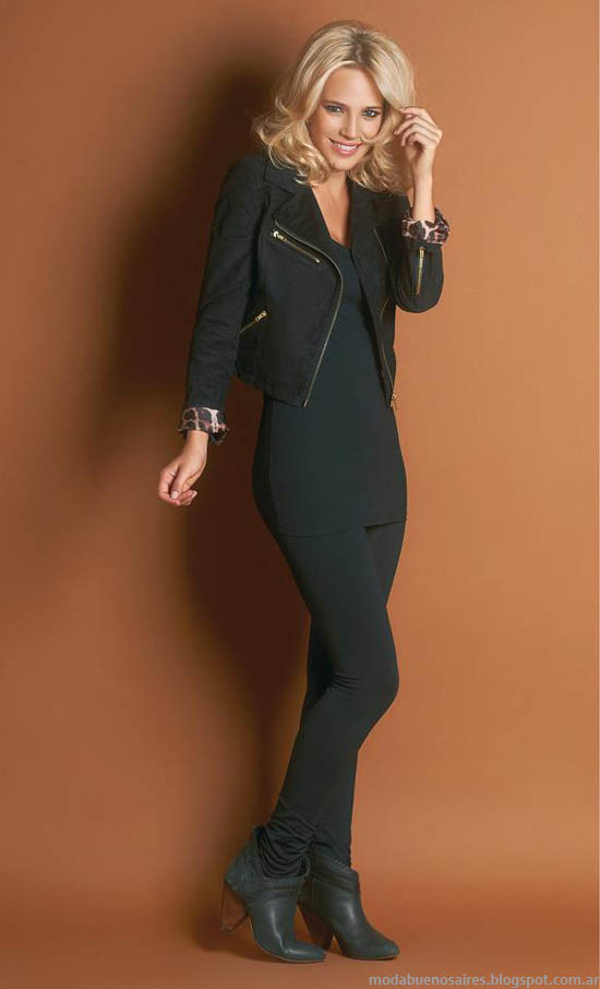 Marcela Koury Select otoño invierno 2013
