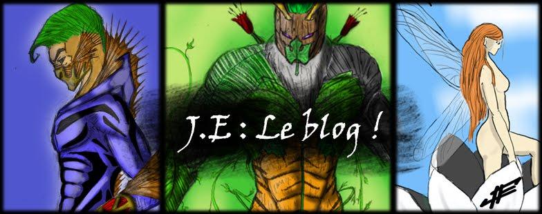 J.E: le blog