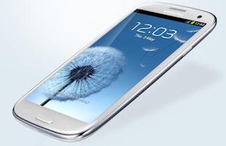 Android 4.1 para Galaxy SIII