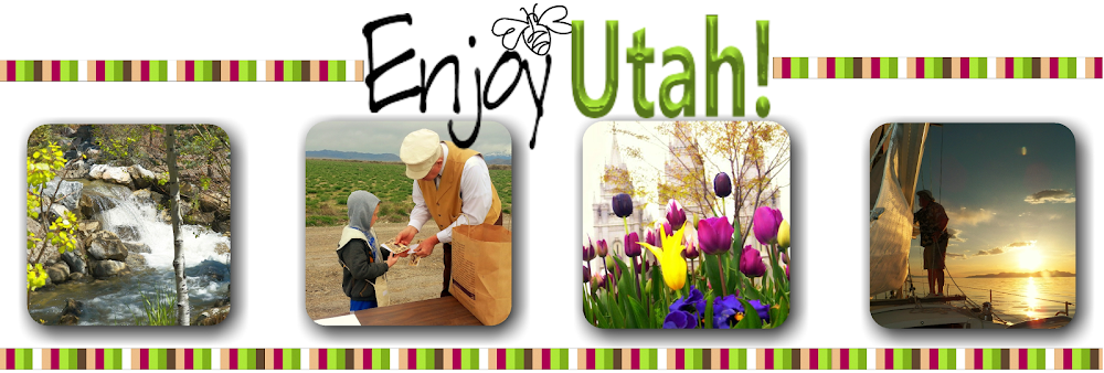 Enjoy Utah!