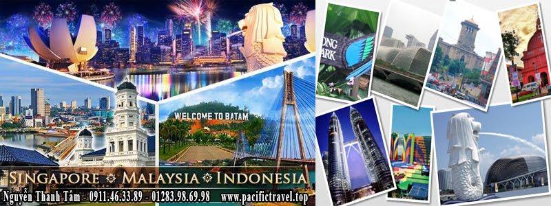 tour singapore tour malaysia tour indonesia