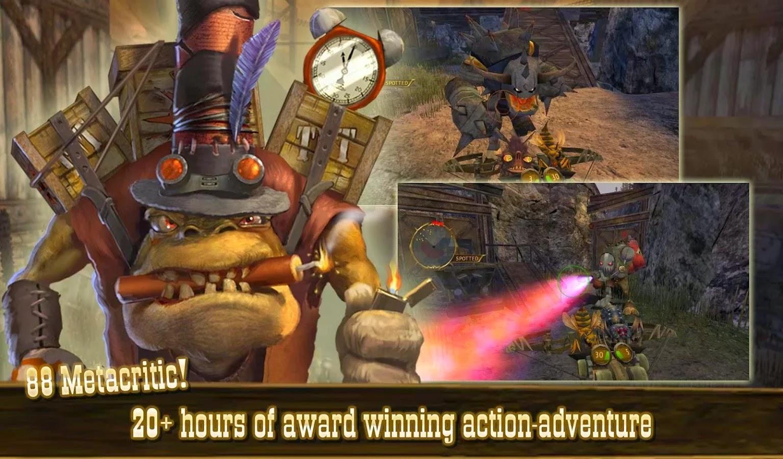 Oddworld: Stranger's Wrath v1.0.4a