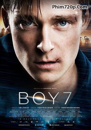 Boy 7 2015 poster