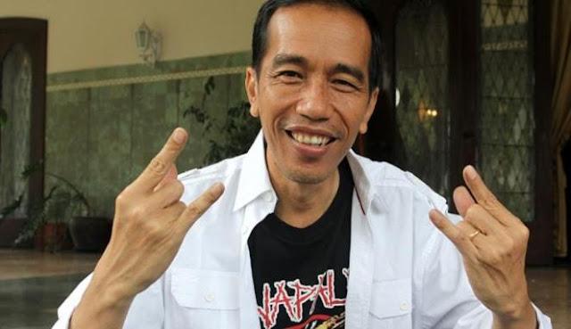 Sosok Sederhana Jokowi / Joko Widodo