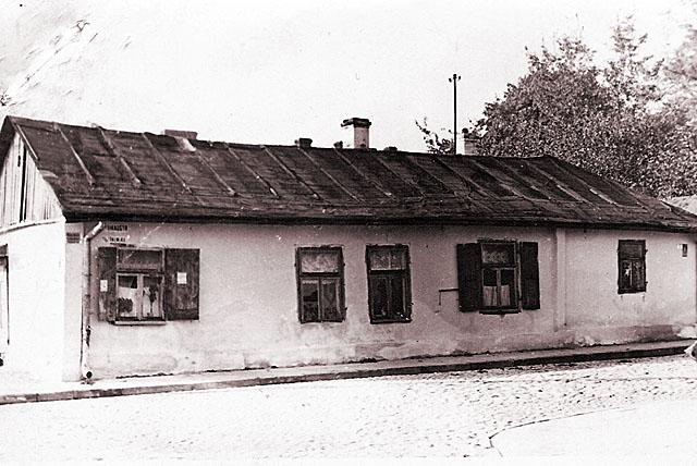 Końskie, ul. 3 Maja 1. Fotografię udostępnił Mateusz Partyka