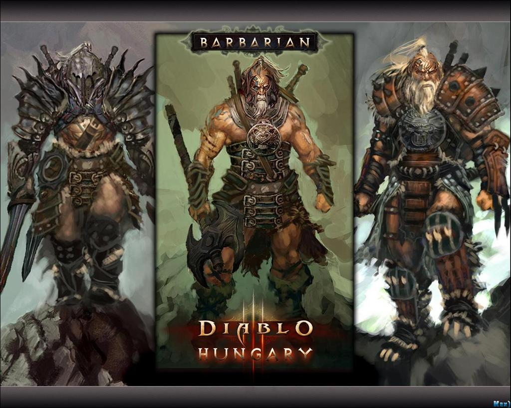 Diablo HD & Widescreen Wallpaper 0.140663583916575