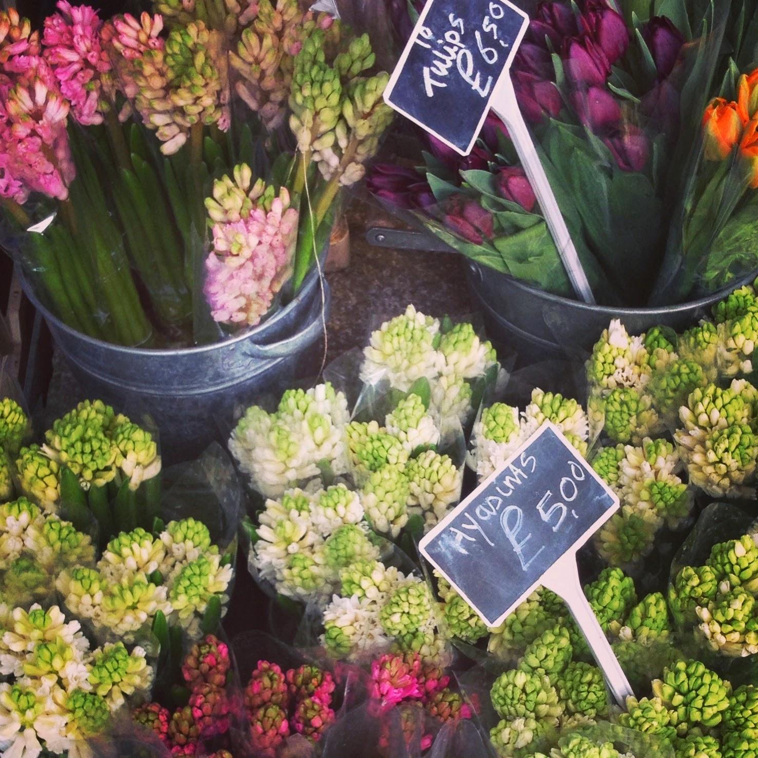 London, london flowers, londno flower market, london market