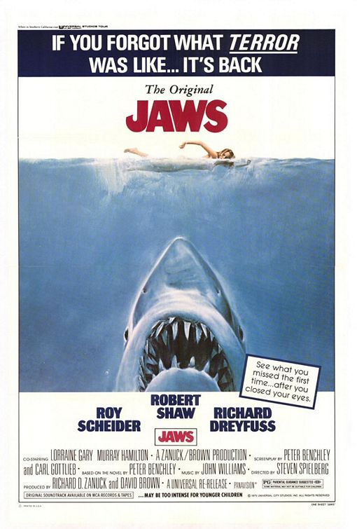 CLASSIC MOVIES: JAWS (1975)