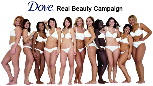 dove, real beauty campaign