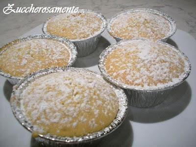 Muffin ripieni marmellata
