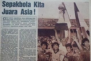 idegue-network.blogspot.com - 10 Pertandingan Terbaik Timnas Indonesia