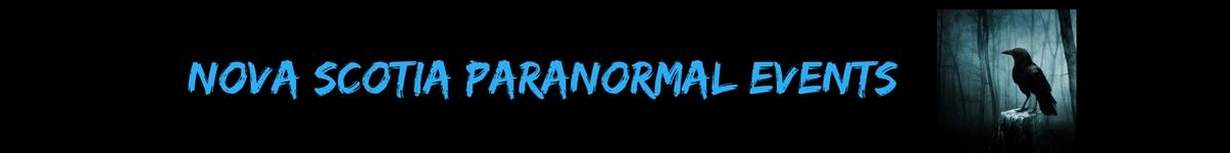 Nova Scotia Paranormal Events