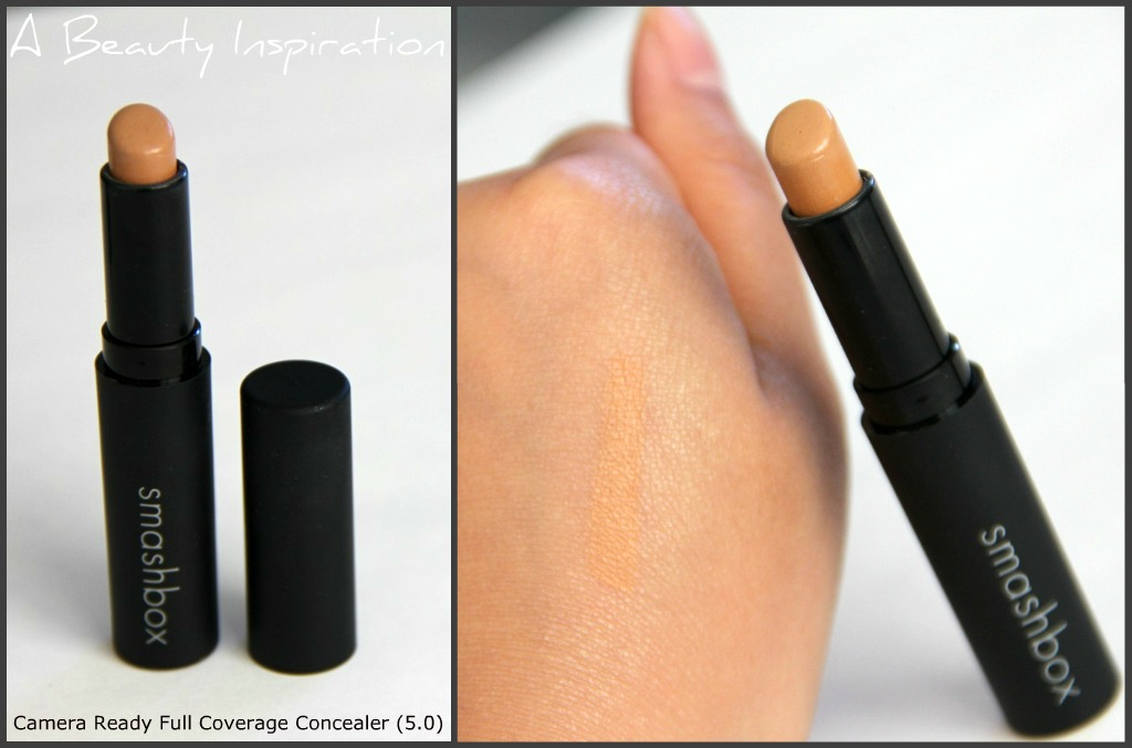 A Beauty Inspiration: Smashbox Camera Ready Full Coverage Concealer