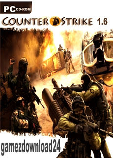 Free Download Counter Strike 1.6 Full Version PC Games