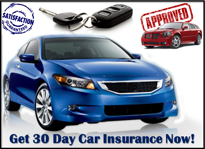 Auto Insurance New Car 30 Days