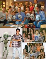 Jorge Sanz protagonizó El inquilino sobre un extraterreste