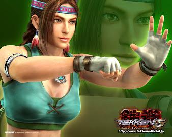 #9 Tekken Wallpaper