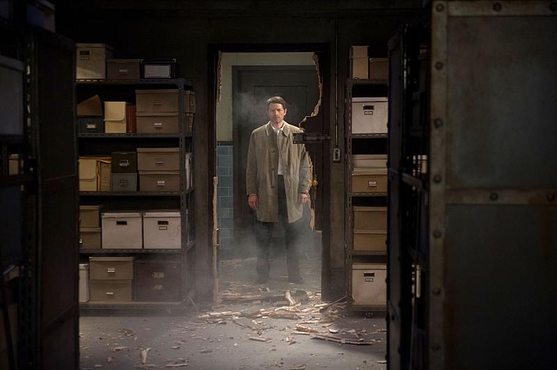 Recap/review of Supernatural episode 10x10 'The Hunter Games'