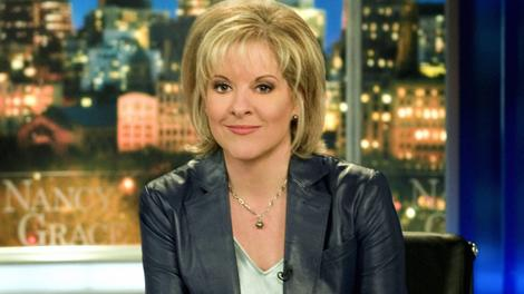 Nancy Grace was discussing an unsolved murder of a pregnant veterinary