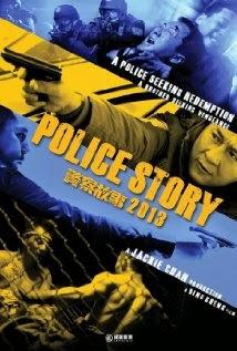 Police Story / Jing cha gu shi