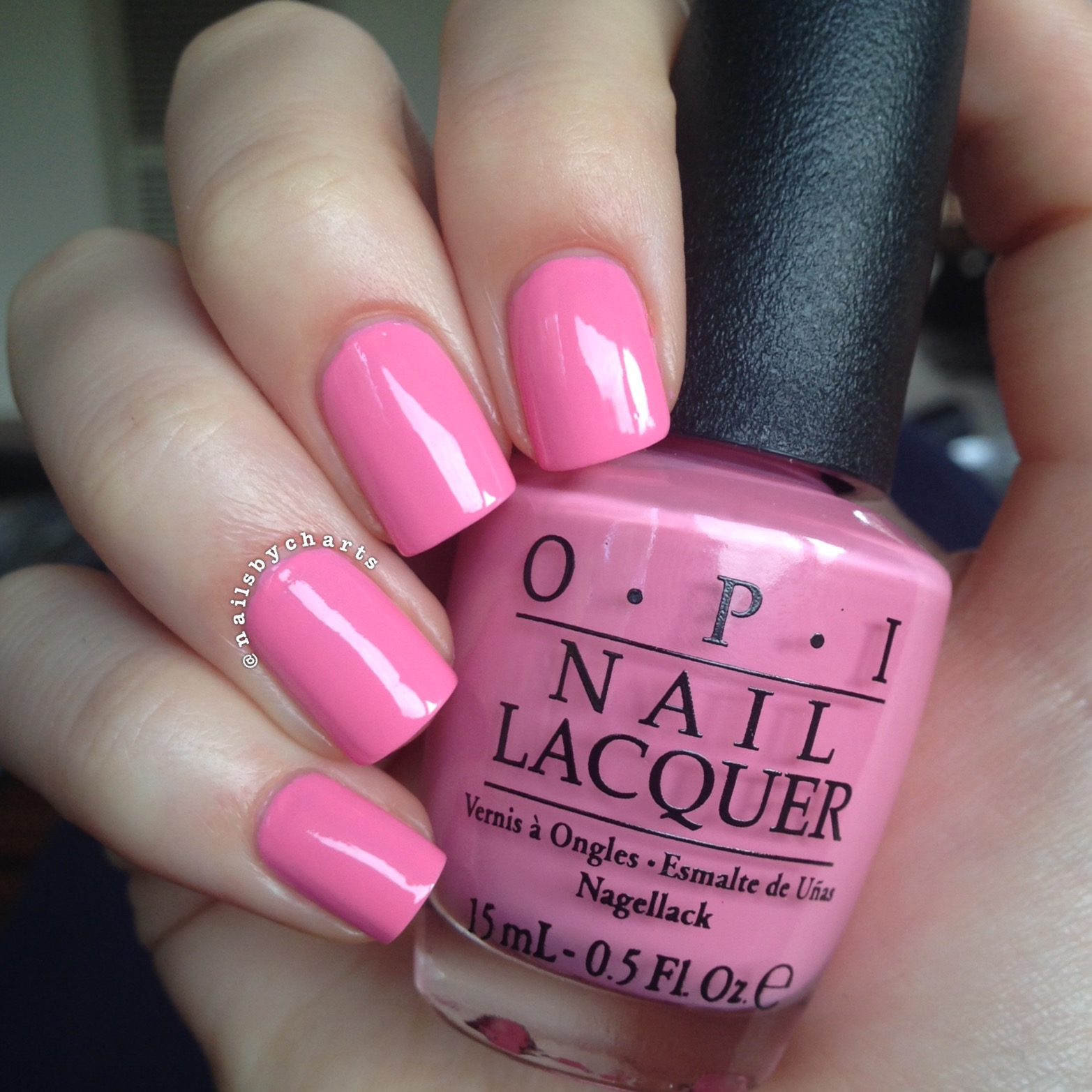 OPI New Orleans Collection - coveted by claudia