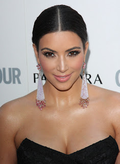 invisible hairstyle kim kardashian -30