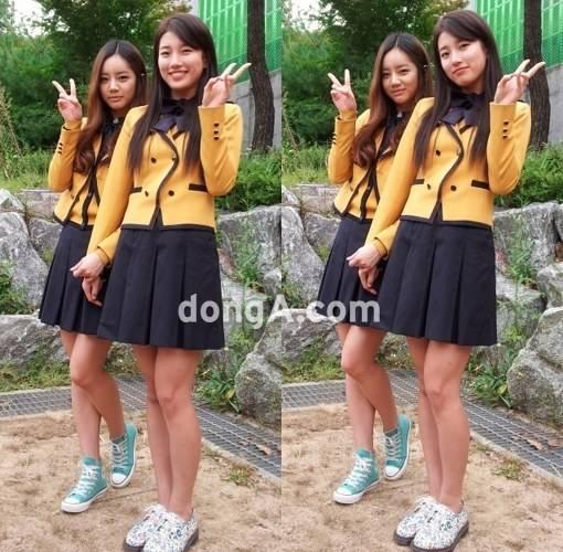 Suzy, Hyeri