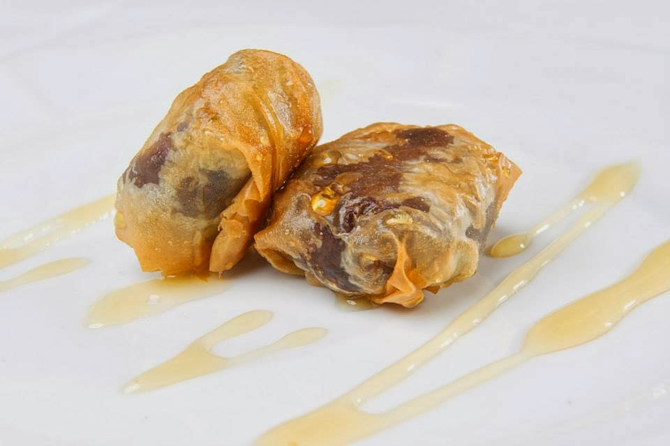 """""""Els paquetets de Butifarra Negra amb mel"""" han quedat 2º al concurs de Tapes a la Fira de Sant Miqu"""