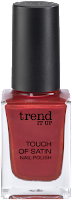 Preview: Die neue dm-Marke trend IT UP - Touch of Satin Nail Polish 020 - www.annitschkasblog.de