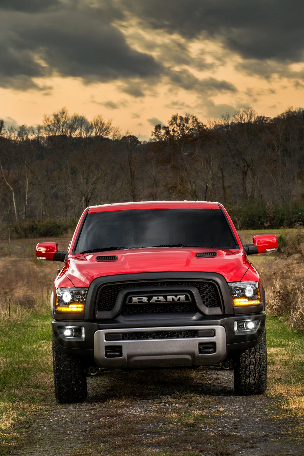 new ram 1500 rebel package brings off road to full size trucks at landmark. Black Bedroom Furniture Sets. Home Design Ideas