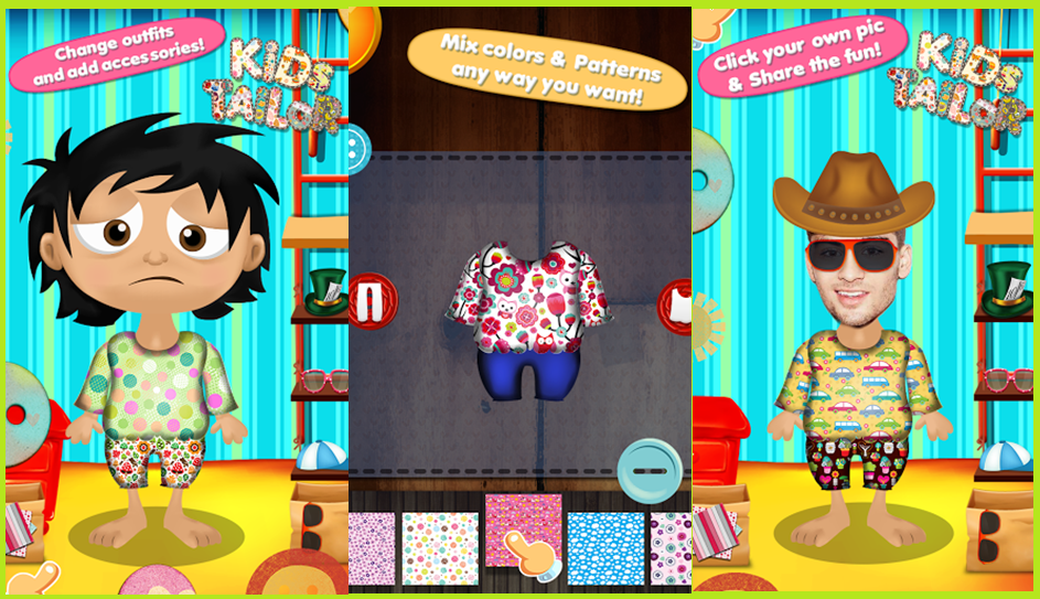 Kids Tailor - Kids Game