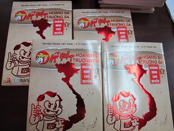 """Truyền thông Trung Quốc """"điếng người"""" vì truyện tranh Thần đồng Đất Việt"""