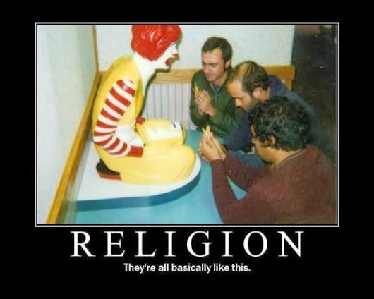 Religion In A Nutshell Religion