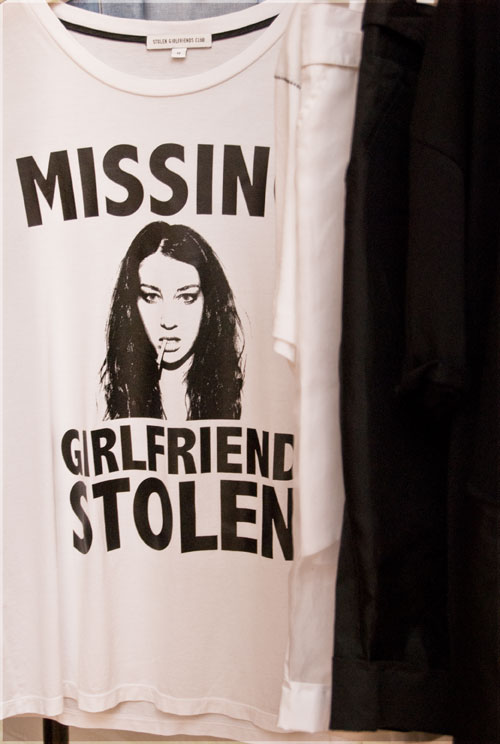 Psynopsis Stolen Girlfriends Club T-Shirt