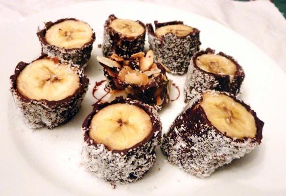 Bananes Givrées