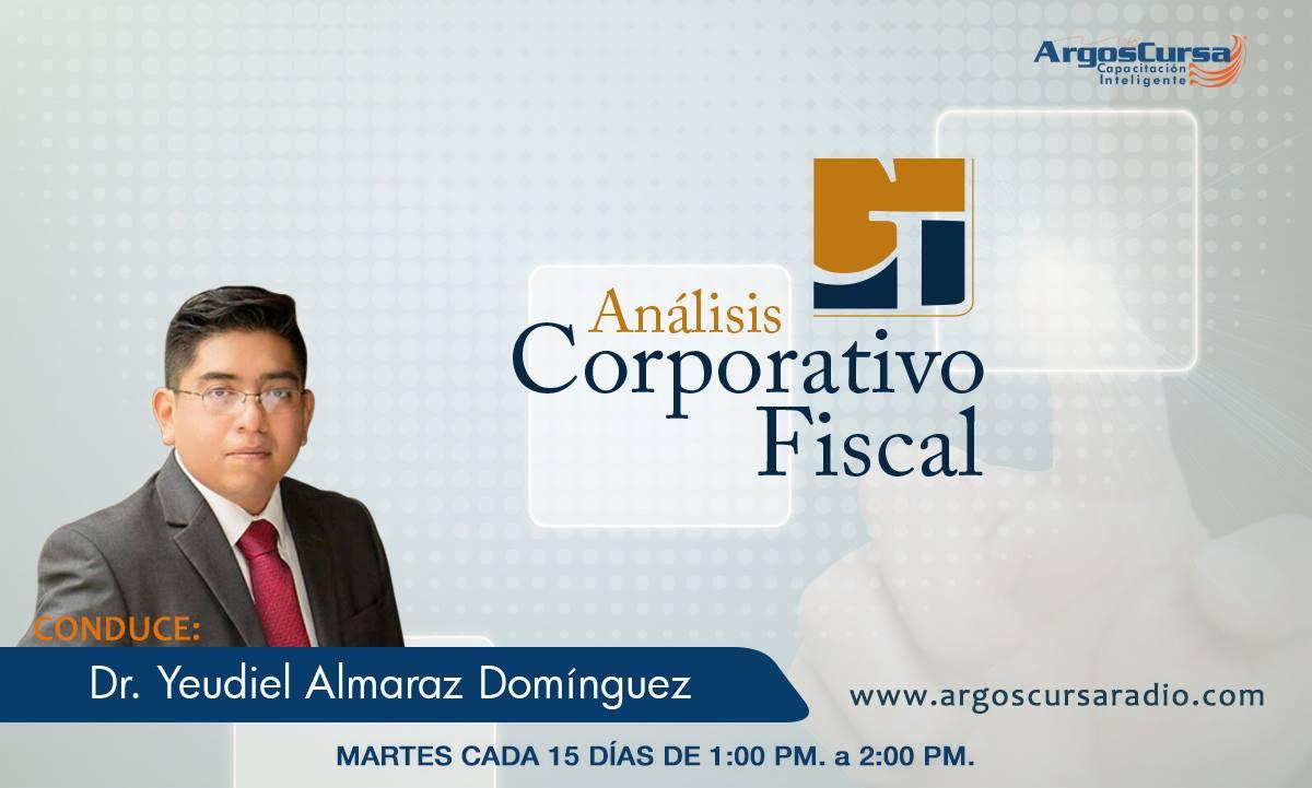 Análisis Corporativo Fiscal - Argos Cursa Radio