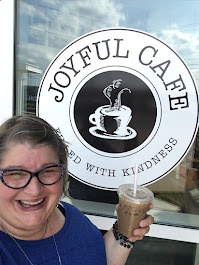2019, Joyful Cafe, Iced Tazo Chai Latte, Wooster, Oh