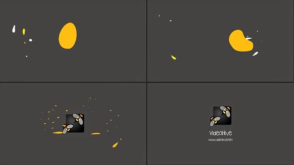 VideoHive HappyWalk Logo Reveal