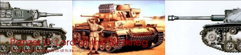 Panzer III Lord of the Blitzkreig