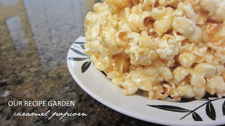 Grandma Burgon's Caramel Popcorn