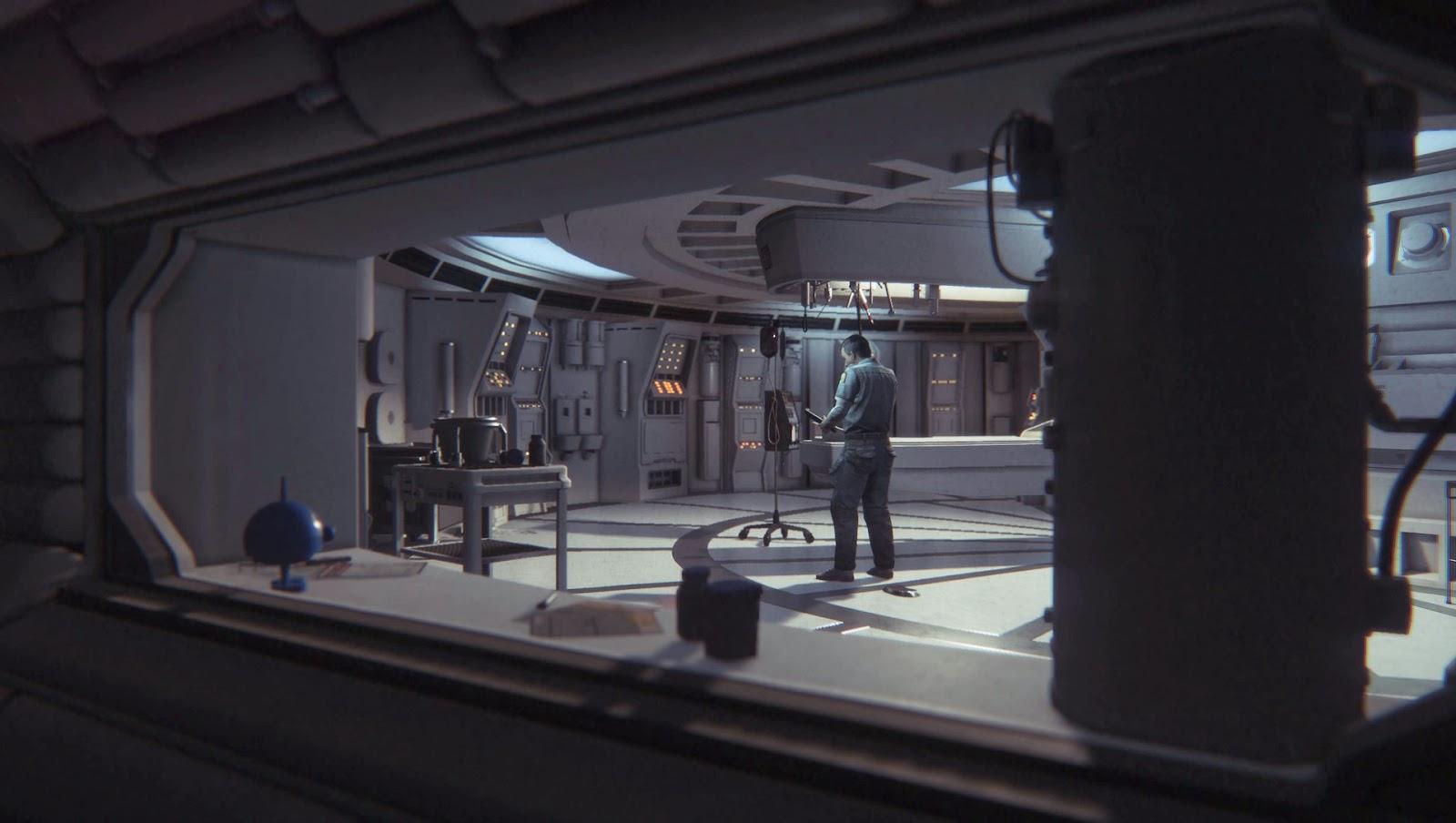Alien Isolation screenshots