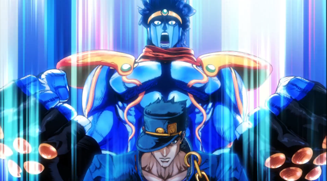 Something Else I Feel That Needs To Be Addressed Is The Various Openings JoJos Bizarre Adventure Stardust Crusaders We Have Three Different