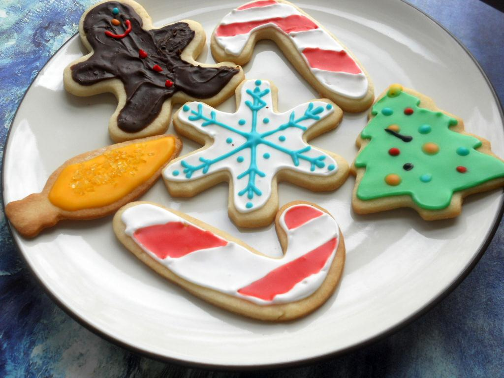 My Favorite Christmas Cookies - Hezzi-D's Books and Cooks